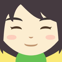 当ブログの筆者「ひより」の似顔絵